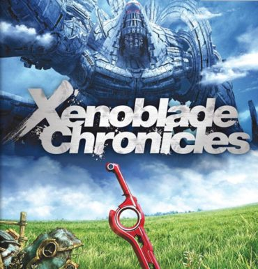 Xenoblade Chronicles Font