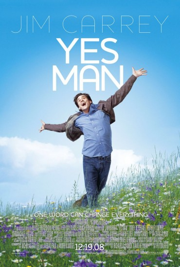 Yes Man (film) Font