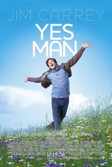 Yes Man (film) Font