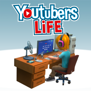 Youtubers Life Font