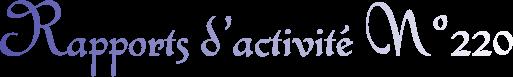 [P.N] Rapports d'activités de layona49 - Page 11 38777493401a8b022497430b1a32e8bb