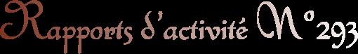 [P.N] Rapports d'activités de layona49 - Page 15 046a7561a7b3bd820022ae1b420c74eb
