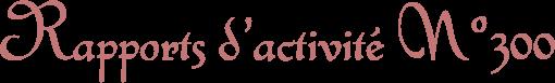 [P.N] Rapports d'activités de layona49 - Page 15 0261065a961ce1e06002137412de34a9