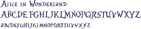 alice-in-wonderland-font