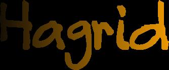 hagrid-font