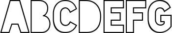 blackout-sunrise-font